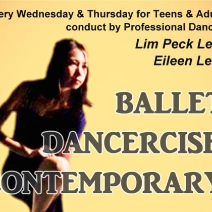 Contemporary Dance Trial Class
