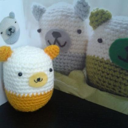 Crochet an Amigurumi (Group Class) - Sewing Classes in ...