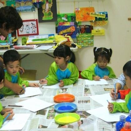 Creative Art INTROductory (ages 3 to 5)