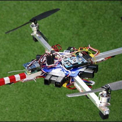 Quad-copters, Drones & Other Flying Things for You!