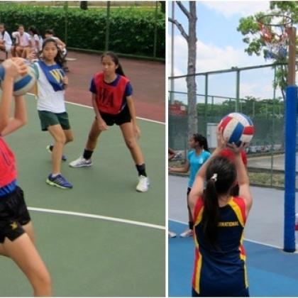Let's Play Netball