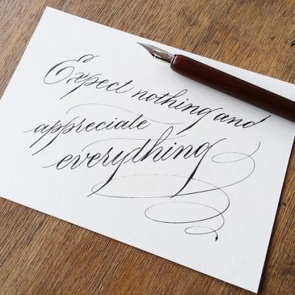 Calligraphy Classes Lessons And Courses In Singapore