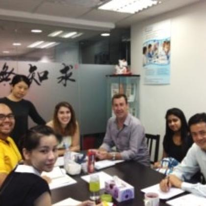 Chinese Language Classes in Singapore