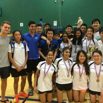 Intermediate to Advance Badminton Lessons