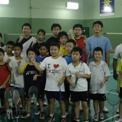 Basic Badminton Training Programme (3 sessions per week)