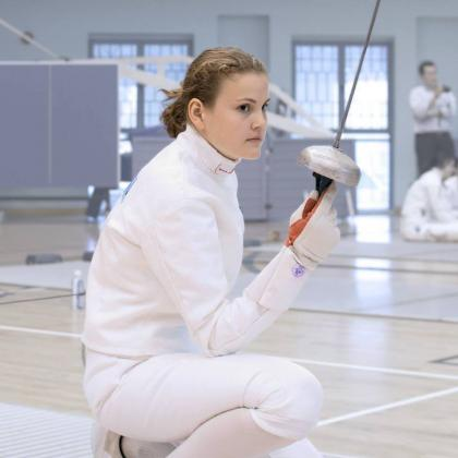 Adult Beginners Fencing