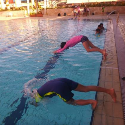 Private Swimming Classes
