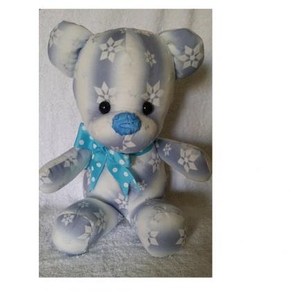 Floral Charity Teddy Bear Making
