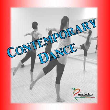 Contemporary Dance: 3 Session Package