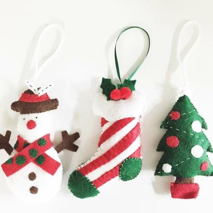 Christmas Ornaments Workshop