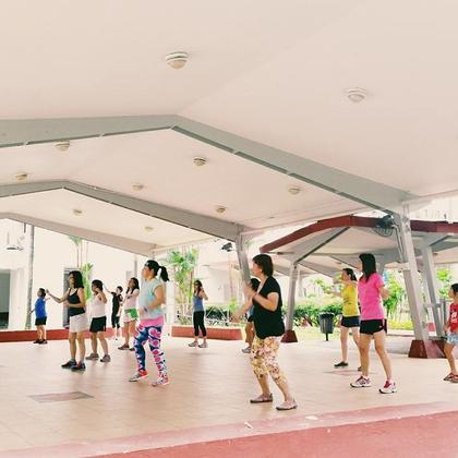 Zumba Fitness® Classes - Toh Guan View RC