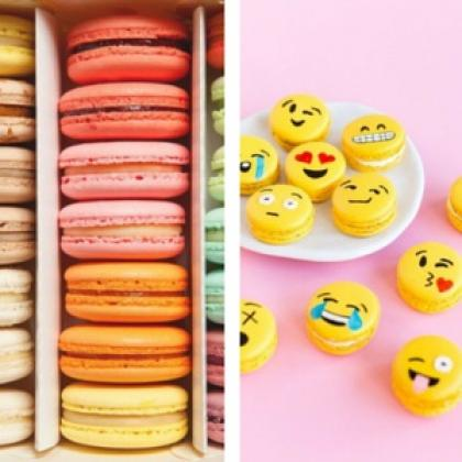 Art of French Macarons Baking (With Decoration)