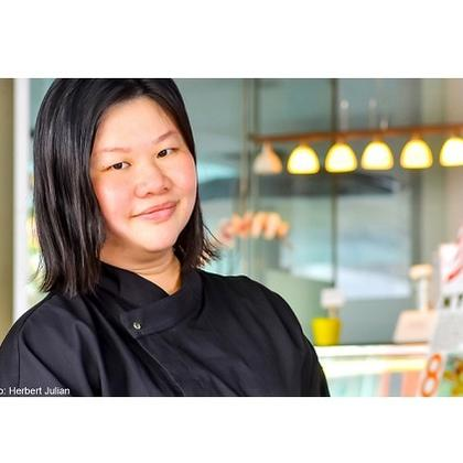 Liquid Nitrogen Gelato Ice Cream Course with Award Winning Gelato Chef Sharon Tay (Hands-on)
