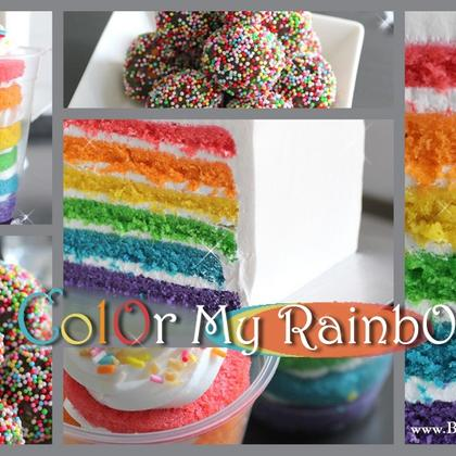 Color My Rainbow (Baking & Decorating Class)
