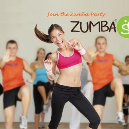 Zumba Fitness Class (Tues 8.15pm @ City Square Mall)