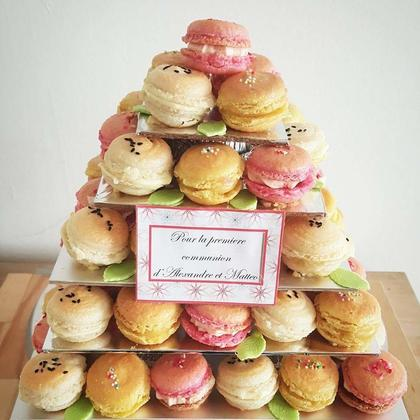 A Romance with Macarons