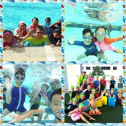 Kids Swimming Classes @ Jurong West Swimming Complex