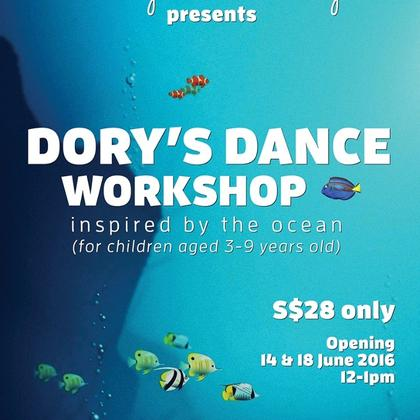 Dory's Dance Workshop