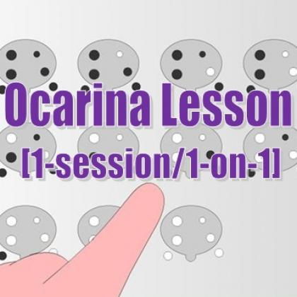 Learn to play the Ocarina [1-session]