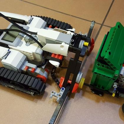 Problem Solving with EV3