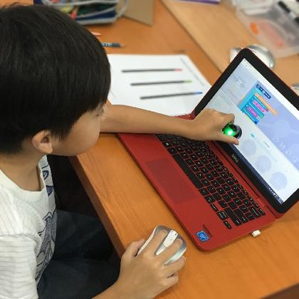 Junior Coders (Age 7-9) Level 1: Junior Starter - Coding Discovery Camp for Kids