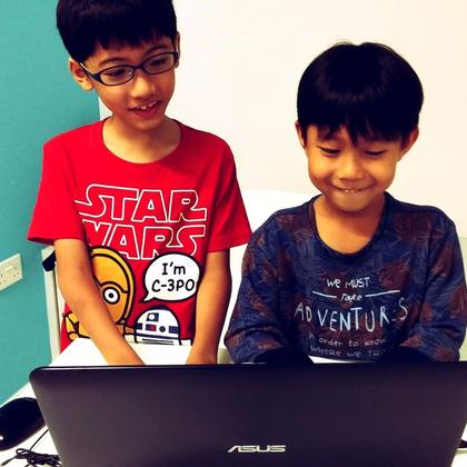 ScratchThinker Programming Class for Kids!