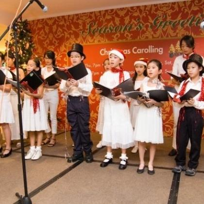 Christmas Carolling : Music Making for the whole family