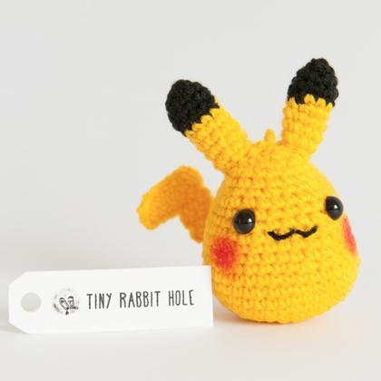 Chibi Pikachu Amigurumi : Crafts Classes, Lessons and Courses in Singapore ...