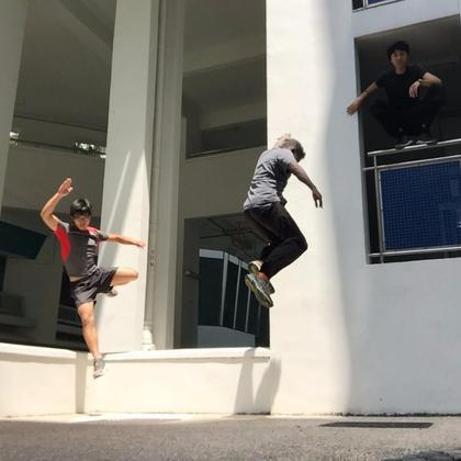 Private Parkour Comprehensive Training