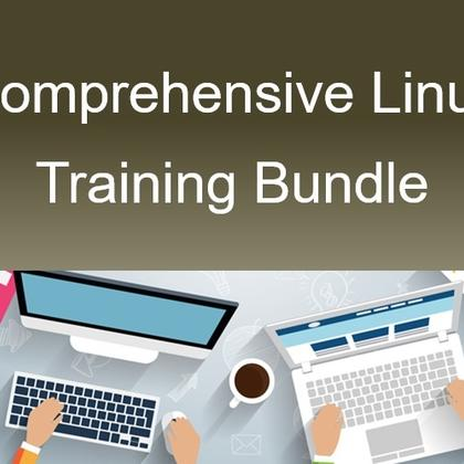 Comprehensive Linux Training Bundle