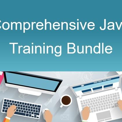 Comprehensive Java Training Bundle