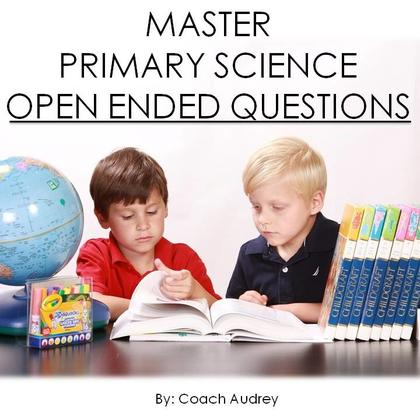 Primary Science Mastery