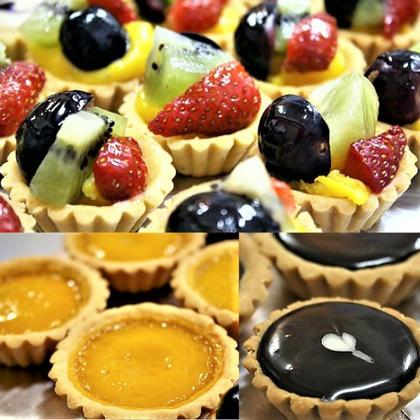Classic Tarts Workshop
