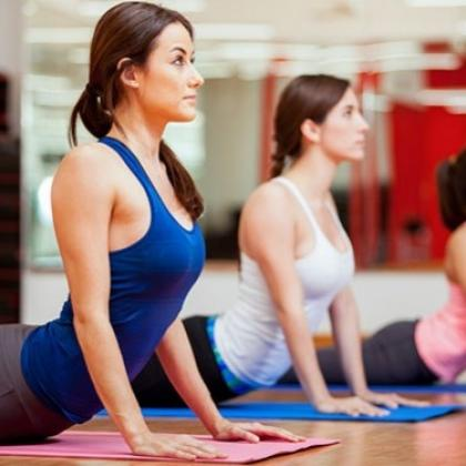 Yoga/Pilates Class - In home sessions