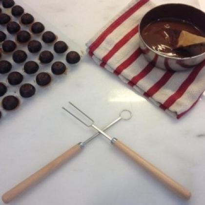 Swiss Chocolate Making Extravaganza (1 hour lunch break) – Hands on