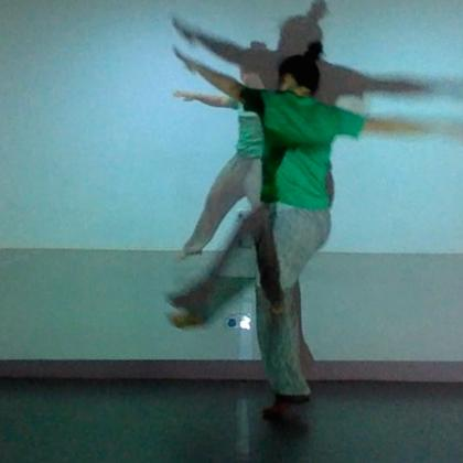 Dance Improvisation Course (April-May 2017)