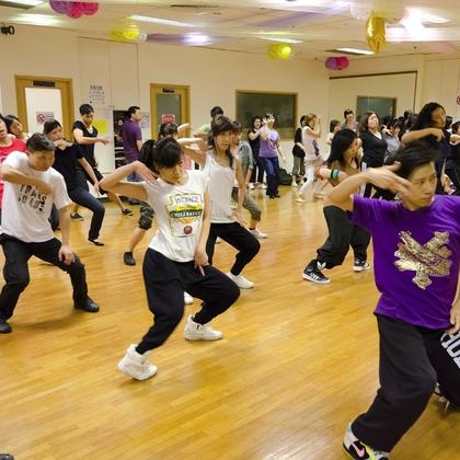 Japanese/Korean Pop - KPop Dance Classes in Singapore