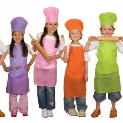 Kid's Summer Cooking Camps 2017