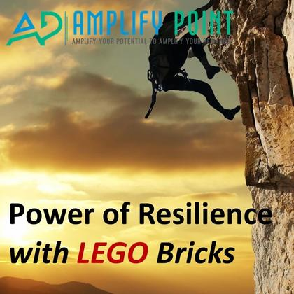 Power of Resilience with LEGO bricks