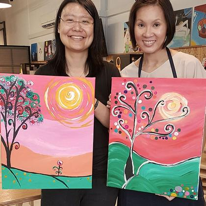 Art Jamming for Adults & Teens