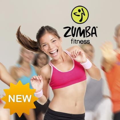 Zumba Fitness Class (Tues 7.30pm @ North Point City)