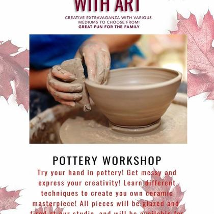 Introductory to Pottery Workshop