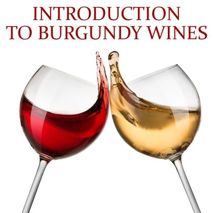 Introduction To Burgundy Wines