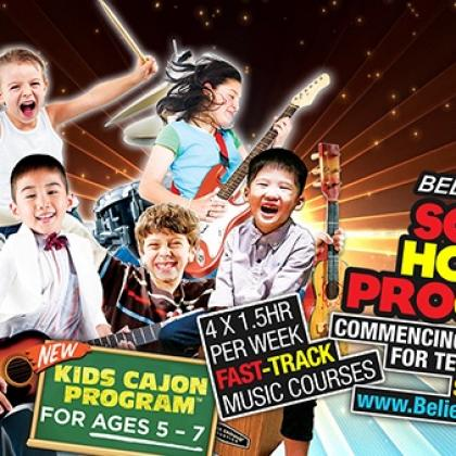 School Holiday Lessons [International Plaza]
