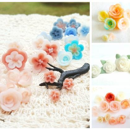Advanced Cold Process Flower Confetti Class (Japanese Style)