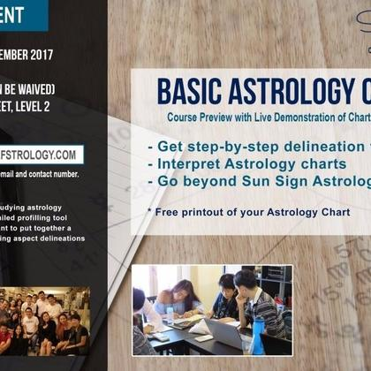 Basic Astrology Course (Course Preview)