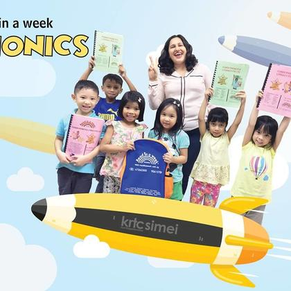Read-in-a-week Phonics