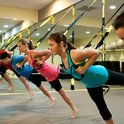 TRX Training (Suspension)