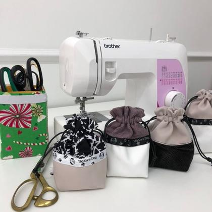 Pouch Sewing Class