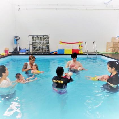 Infant & Toddler Swim Classes